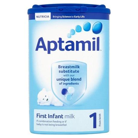 Aptamil 1 First Infant milk (From birth)